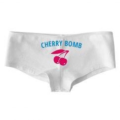 Cherry Bomb Undies