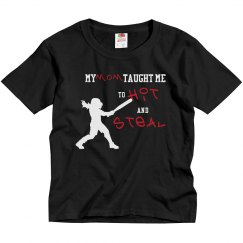 Baseball/Softball Mom - Hit/Stea