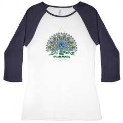 Peacock Lady T