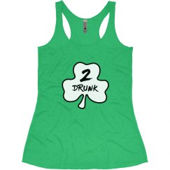 Drunk 2 St. Patrick's Girls