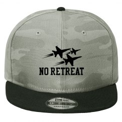 No Retreat Hat