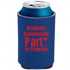 Warning Party In Progress