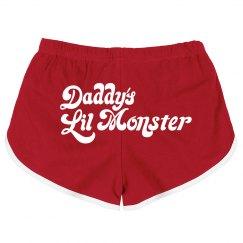 Harley Costume Shorts
