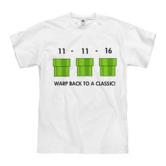 Warp Back to a Classic!