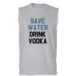Drink Vodka For Spring Break