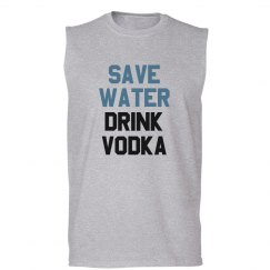 Drink Vodka For Spring Break