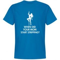 Stripper Mom