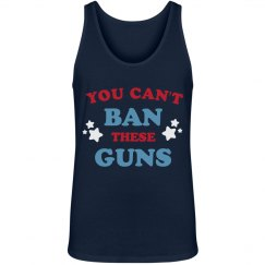 Funny You Can't Ban These Guns