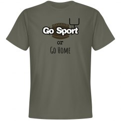 Go Sport or Go Home (Football)