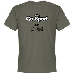Go Sport or Go Home (Golf)