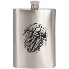 Trilobite Fossile Flask