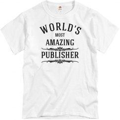Amazing publisher