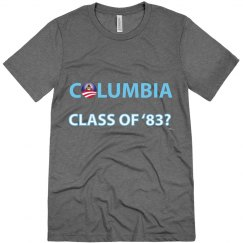 O Columbia??