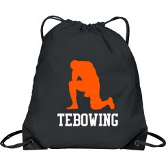 Tebowing Bag