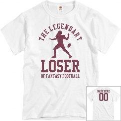 Legendary Football Loser