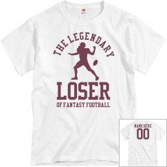 Legendary Football Loser