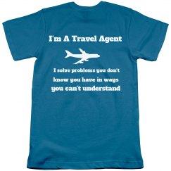 Travel agent-Airplane