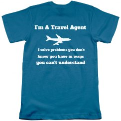 Travel agent-Airplane