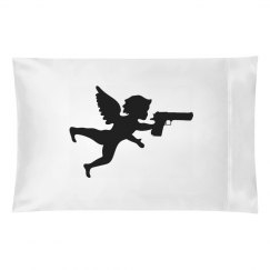 Cupid Pillowcase