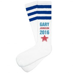 Gary Johnson Socks
