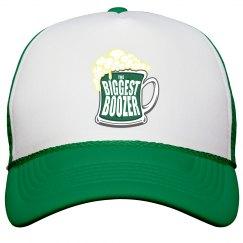 Biggest Boozer St Patricks Day Hat