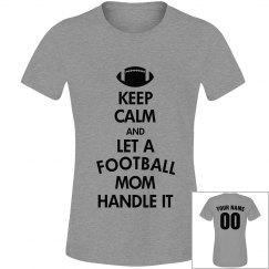 Football Moms Handle It