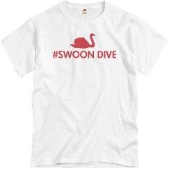 Swoon Swan Dive
