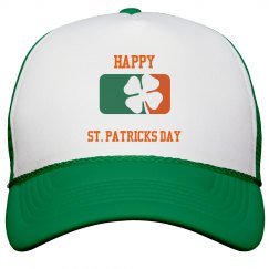 Happy St Patricks Day Hat