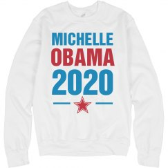 President Michelle Obama 2020