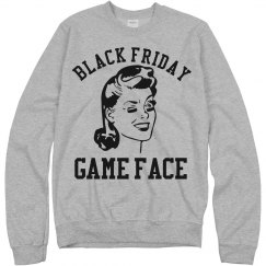 Black Friday Game Face