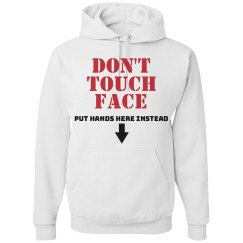 Don't Touch Your Face Reminder