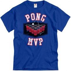 Pong MVP