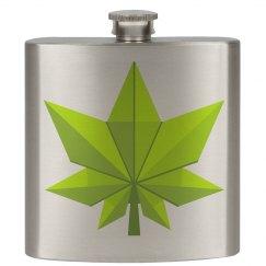 Fun Graphic Pot Leaf