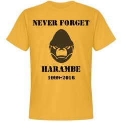 Never Forget-Harambe