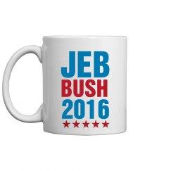 Jeb Bush Presidential Mug