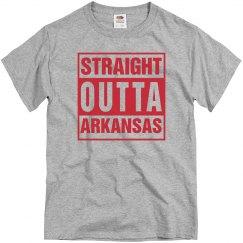 Straight Outta Arkansas T-Shirt