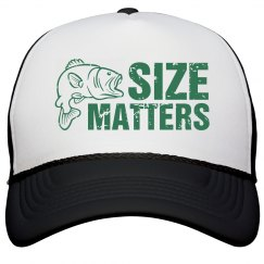 Size Matters Fishing Hat