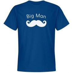 Big Man Mustache
