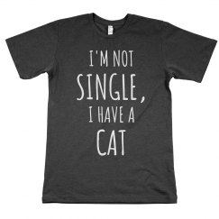 Not Single, I have a Cat