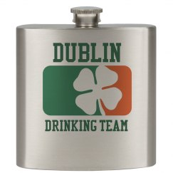 Dublin Drinking Team St Patty's
