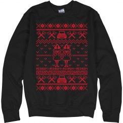 Red Rum Halloween Sweater