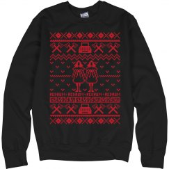 Red Rum Halloween Sweater