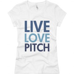Live Love Pitch