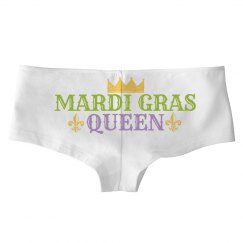 Mardi Gras Queen Panties