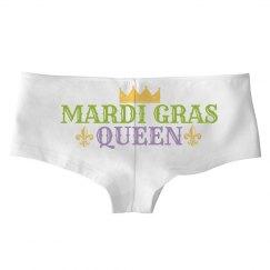 Mardi Gras Queen Panties