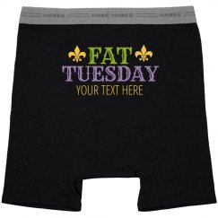 Fat Tuesday Mardi Gras Underwear