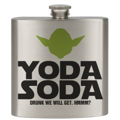 Swig of Yoda Soda?