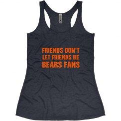 Don't Let Friends Tanks