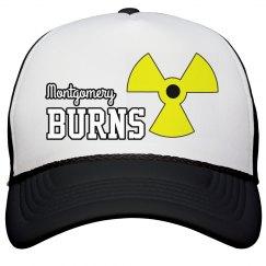 Burns Cap