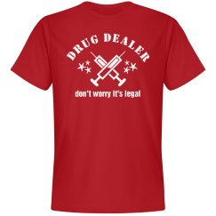 Dealer Of Legal Drugs